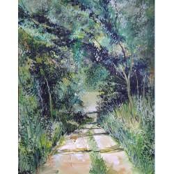 Un chemin de Roclincourt